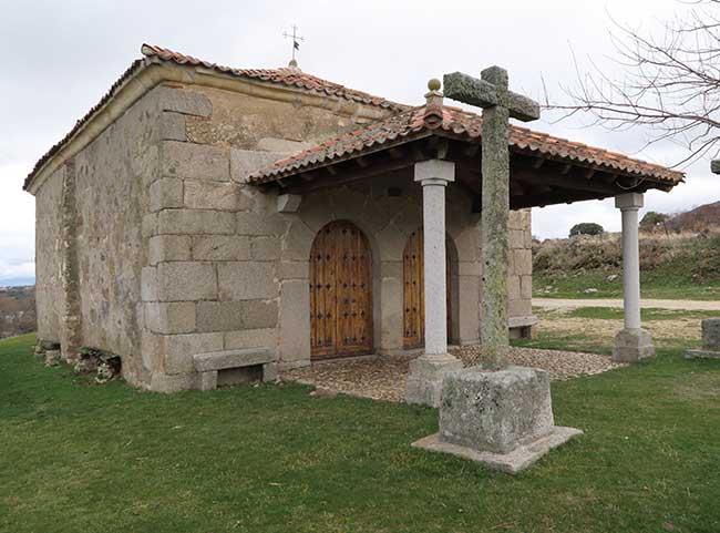 Entorno casas vacacionales en otero de herreros sierra baja segovia - Casas vacacionales madrid ...