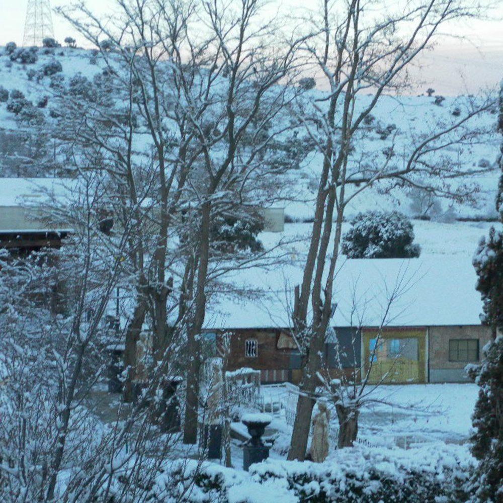 Casas Vacacionales Sierra Baja en Otero de Herreros, Segovia