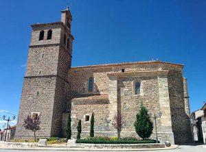 Iglesia-parroquial-entorno-Sierra-Baja-Otero-de-Herreros-Segovia